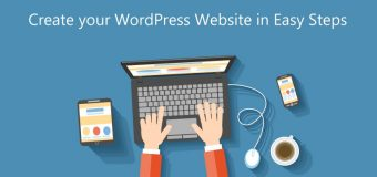 How to create a website with the help of wordpress: know about the steps